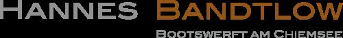 Bootswerft Bandtlow